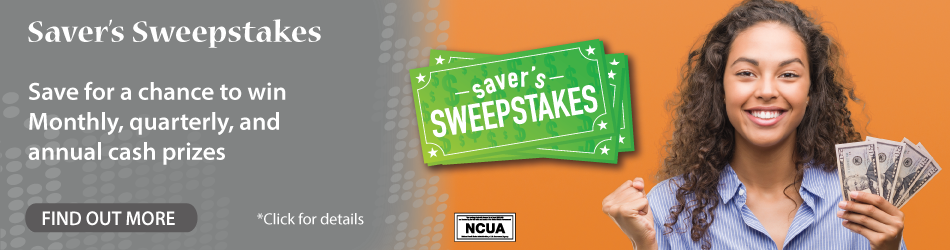 Saver's Sweepstakes