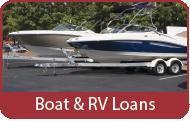 Boar and RV Loans