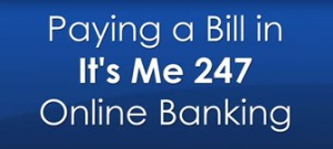It's Me 247 Paying a Bill - Online Banking - image
